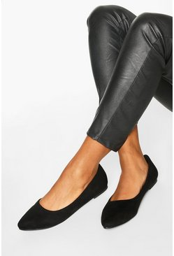 Basic Pointed Ballets, Black