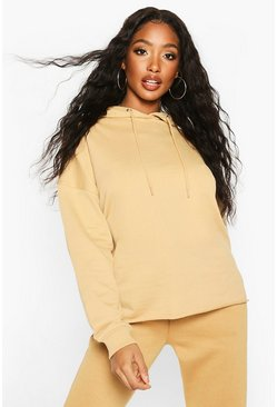 Camel The Basic Oversized Hoodie