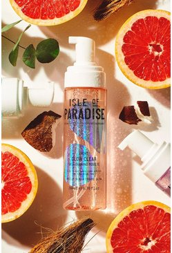 Doorzichtig clear Isle Of Paradise Glow Clear Mousse Light