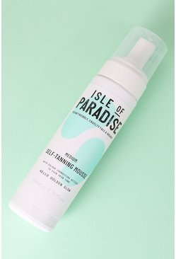 Isle Of Paradise Self Tanning Mousse Medium, Tan marrone