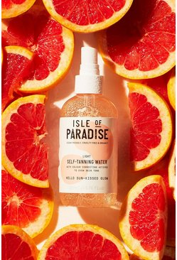 Agua bronceadora Isle Of Paradise Light, Claro clear