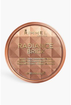 Bronze metallic Rimmel Radiance Brick Light 001