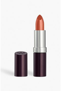 Rimmel London Lasting Finish Lipstick Coral In Gold