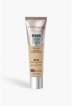 Maybelline Urban Foundation - 220 Natural Beige