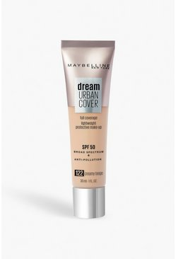 Maybelline Urban Foundation 122 – Creamy Beige