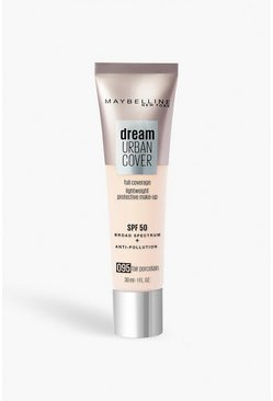 Beige Maybelline Urban Foundation - 095 Fair Porcelain