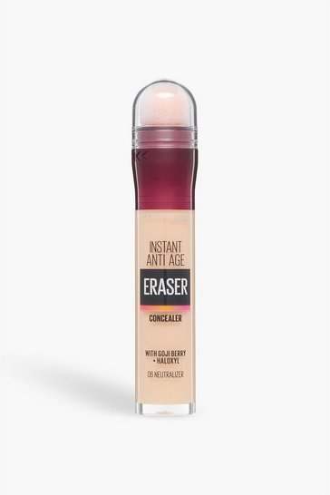 Cream white Maybelline Eraser Eye Concealer 06 Neutraliser