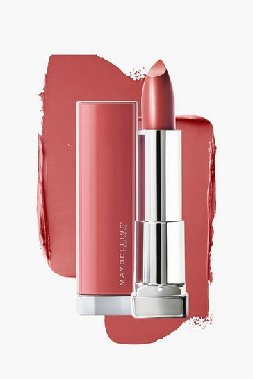 Nude Maybelline Made For All Lipstick 373 Mauve