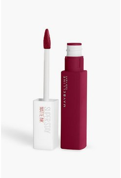 Berry Maybelline Superstay Liquid Lip 115 Founder