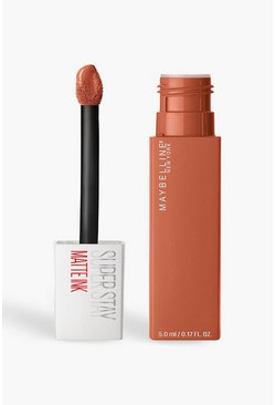 Maybelline Superstay Liquid Lip 75 Fighter, Hautfarben