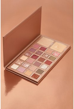 Nude Boohoo Sweet Treats Eyeshadow & Glow Palette