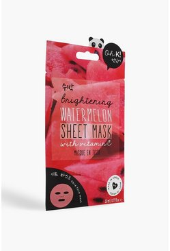 Red Oh K! Vitamin C Watermelon Sheet Face Mask