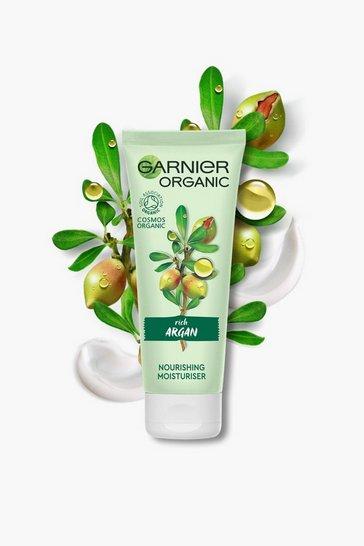 Multi Garnier Organic Argan Moisturiser 50ml Vegan
