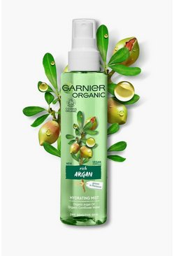 Clear Garnier Organic Argan Mist 150ml Vegan