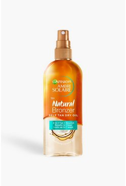 Garnier Ambre Solaire Natural Self Tan Oil 150ml