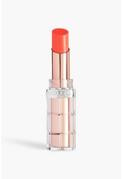 Orange L'Oreal Paris Plump & Shine Lipstick Nectarine