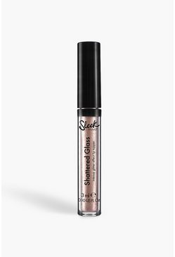 Rose gold Sleek Shattered Glass Lip Top - Bad Moon