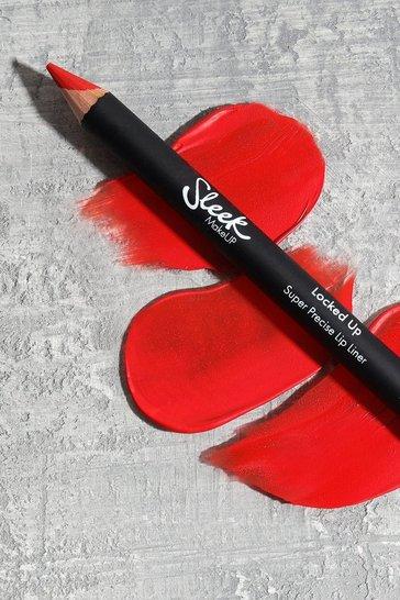 Red Sleek Lip Liner - Hot Damn