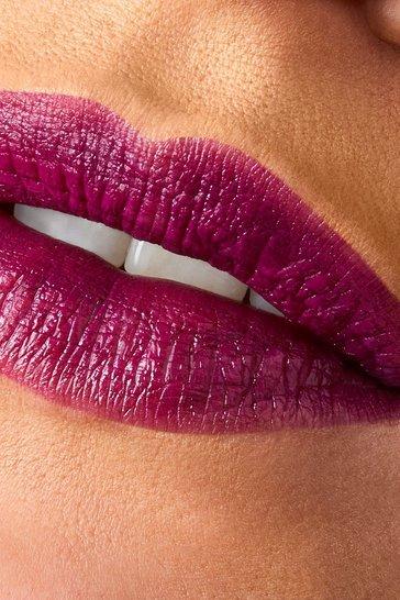 Purple Sleek Soft Matte Lip Click - Wait Your Turn
