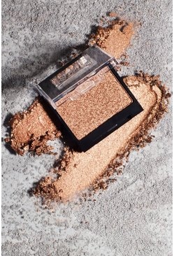 Gold metallic Sleek Single Eyeshadow - Never Learn