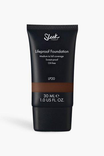 Brown Sleek Lifeproof Foundation LP20 30ml