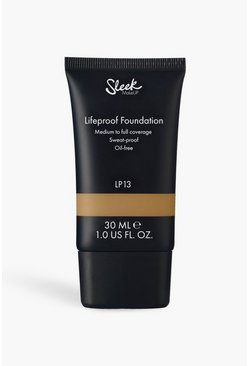 Tan brown Sleek Lifeproof Foundation LP13 30ml