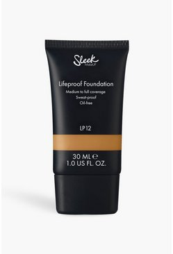 Tan brown Sleek Lifeproof Foundation LP12 30ml