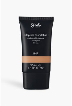 Cream white Sleek Lifeproof Foundation LP07 30ml