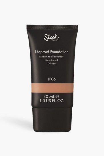 Cream white Sleek Lifeproof Foundation LP06 30ml