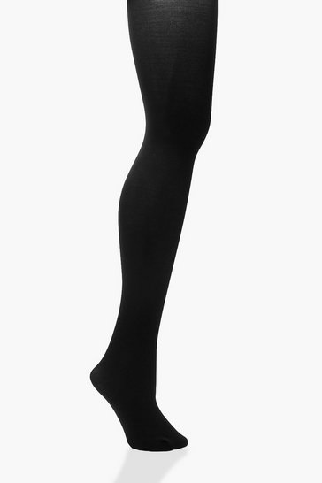 Black 100 Denier Shaper Tights
