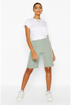 Sage green Tailored City Short