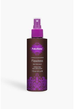 Purple Fake Bake Flawless Liquid Tan & Mitt