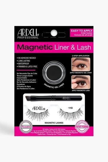 Black Ardell Magnetic 110 Lash Kit