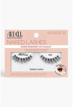 Ardell Naked Lashes 424, Schwarz