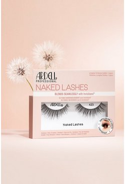 Black svart Ardell Naked Lashes 423