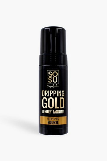 Tan brown SOSU Dripping Gold Ultra Dark Mousse