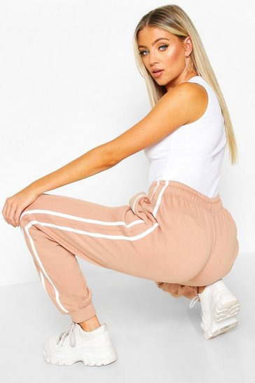 Rose Double Side Stripe Jogger