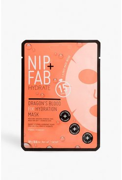 White Nip + Fab Dragons Blood Hydration Face Sheet Mask