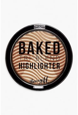 Gold metallic Barry M Bronze Baked Highlighter
