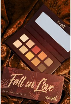 Barry M Fall In Love Lidschatten-Palette, Braun