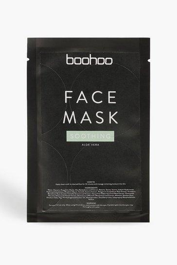 Green Soothing Aloe Vera Treatment Face Sheet Mask