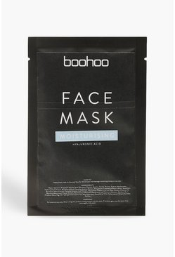 Blue Hyaluronic Acid Moisturising Face Sheet Mask