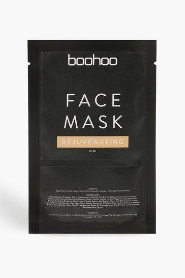 Orange Kiwi Rejuvenating Treatment Face Sheet Mask