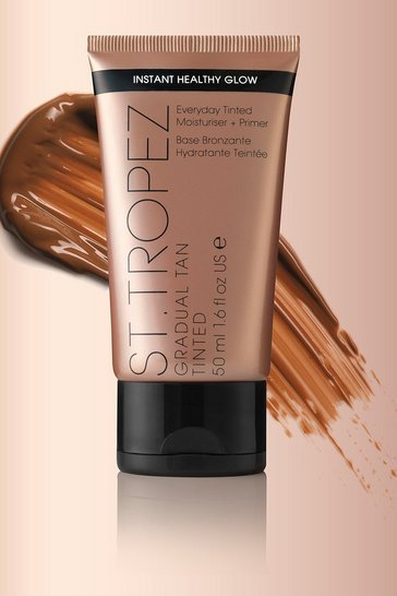 Multi ST.Tropez Gradual Tinted Everyday Moisturiser & Primer 50ml