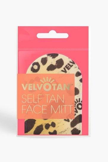 Blackwhite black Velvotan Self Tan Applicator Face Mitt