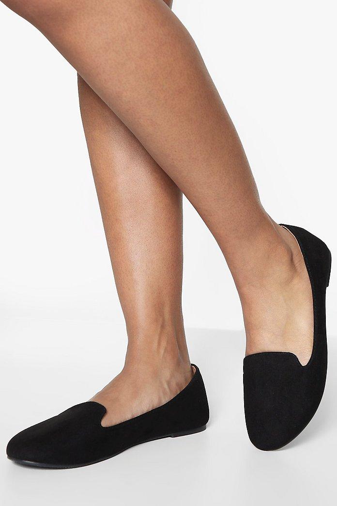 ballerinaskor för breda fötter