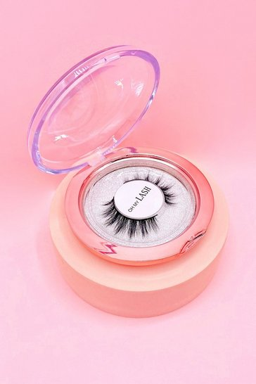 Silver Oh My Lash Date Night Reusable Lashes