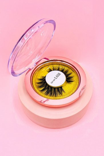 Gold metallic Oh My Lash Fierce Reusable Lashes