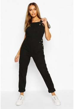 Mid blue Denim Dungaree
