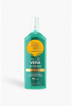 Bondi Sands Aloe Vera After Sun Lotion SPF30, Grün